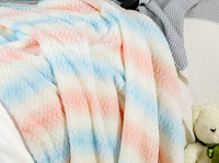 Logo Vinci gratis una morbida e calda coperta Songmics