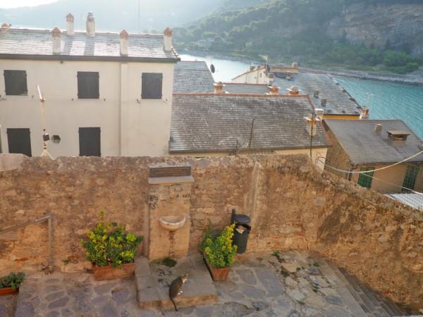 porto venere view from room