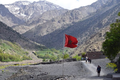 In Pictures: Hiking to the Summit of Morocco's Mt. Toubkal