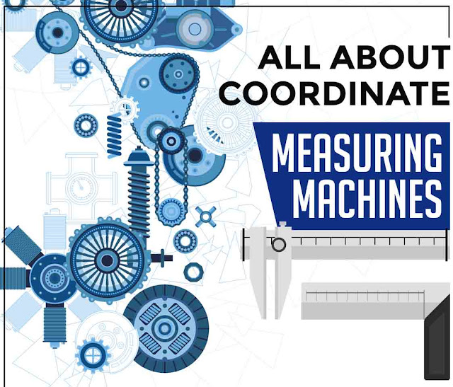 All About Coordinate Measuring Machines #infographic