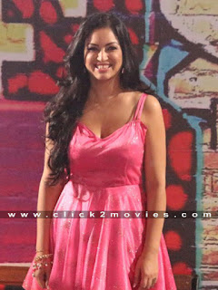 Maryam Zakaria Spicy Pink Top Photos