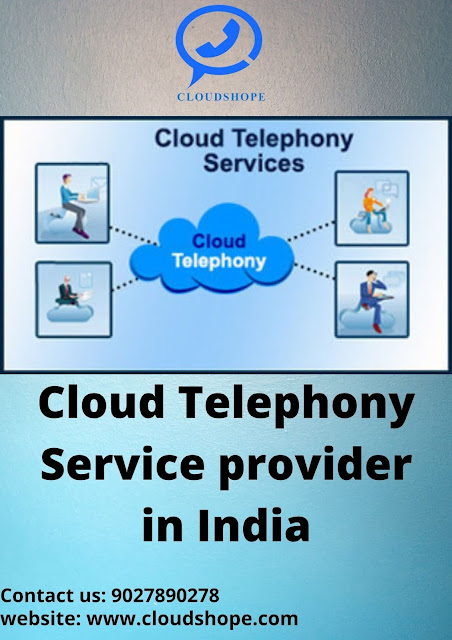 Cloud Telephony Service provider in India
