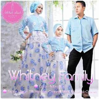 baju lebaran keluarga trend