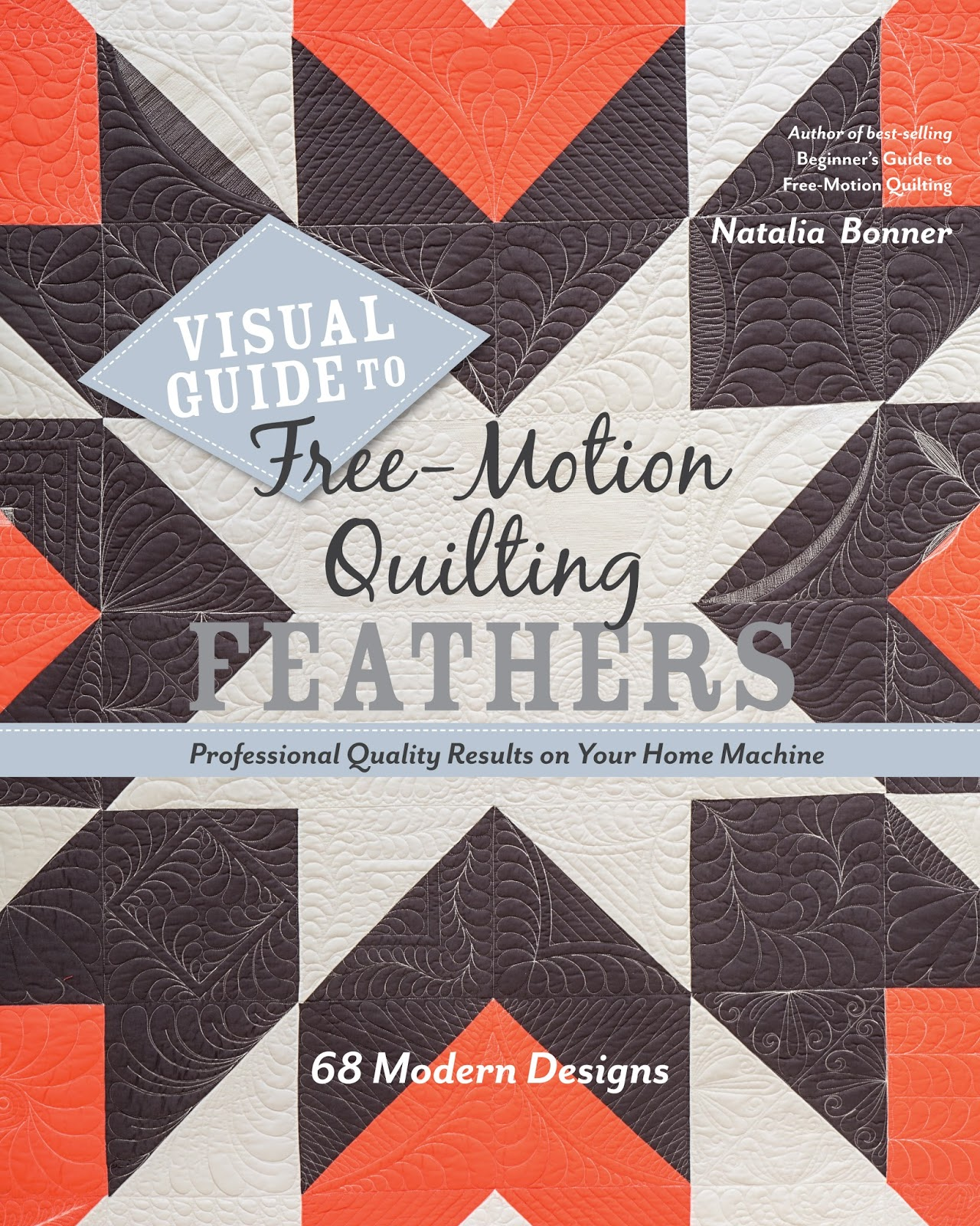 Free-Motion Quilting Feathers - C&T Publishing