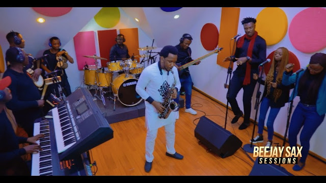 Sessions With Beejay Sax | Vol. 2 + Official Video - Gospeltrender