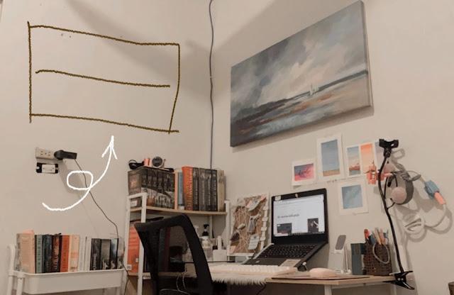 My Workspace | Renee Alexis