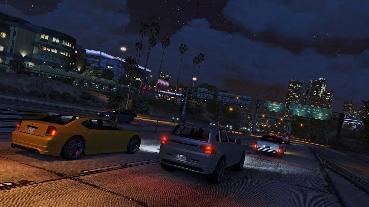GTA 5 – Grand Theft Auto V (MOD & Cheat) 1