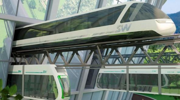 Καναδική εταιρεία θέλει να φτιάξει εναέριο τρένο που θα ενώνει Ηράκλειο - Χανιά