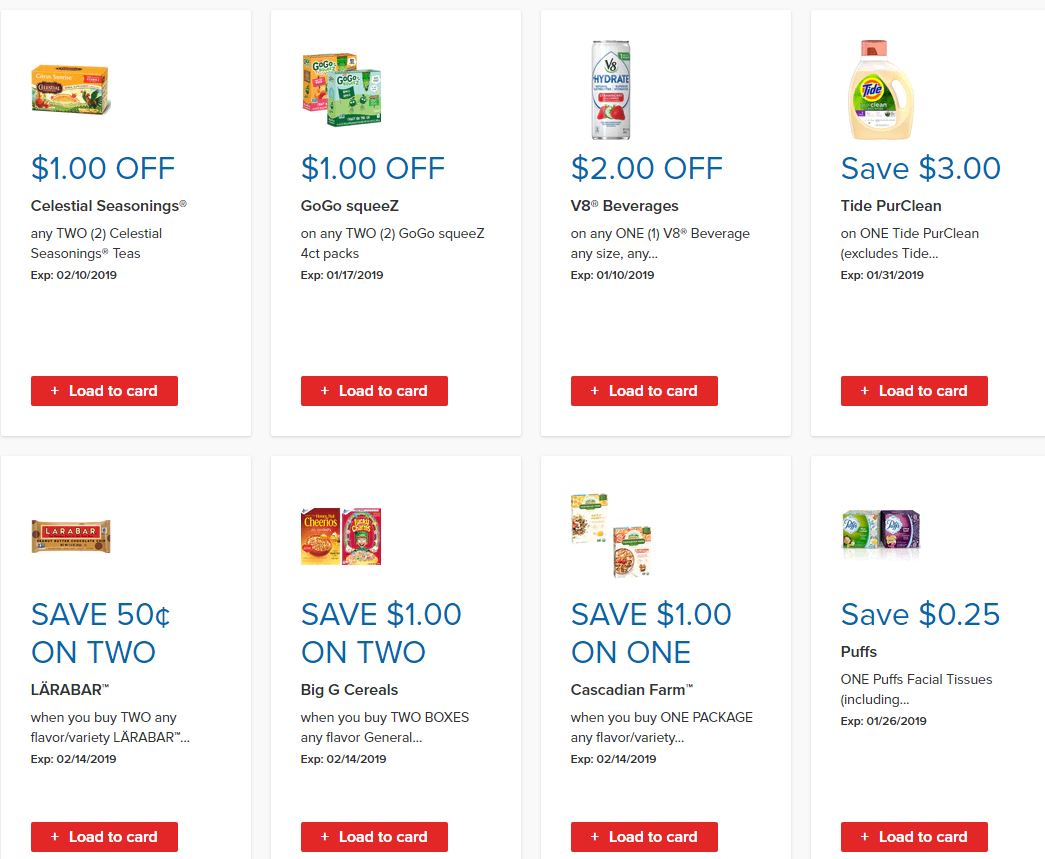 Go Couponing Now: NEW Stop & Shop Load to Card E Coupons