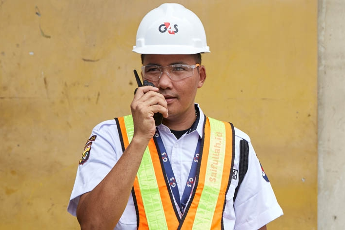 Lowongan Kerja Satpam Kantor PT. G4S Indonesia Jakarta