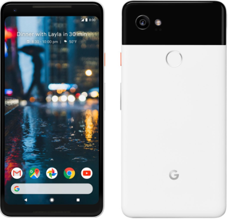 Google Pixel 2 Uncovered By Evan Blass