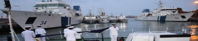 After 21 Years of Service; Coast Guard Ship 'Raziya Sultana' Decommissioned
