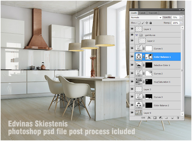 vary for sketchup 1.6 beta tutorial render post process