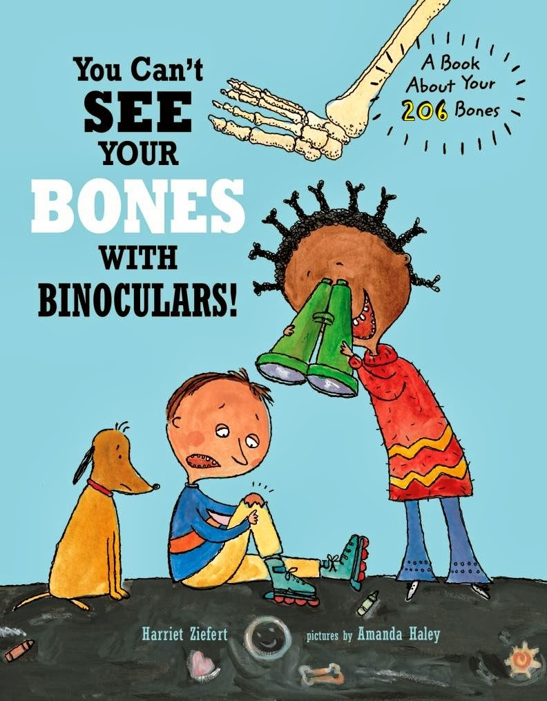 You Can't See your Bones With Binoculars cover