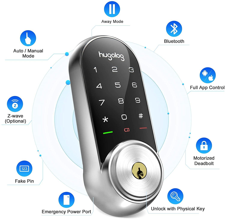 HS-SL1031 - Cerradura Digital Hugolog
