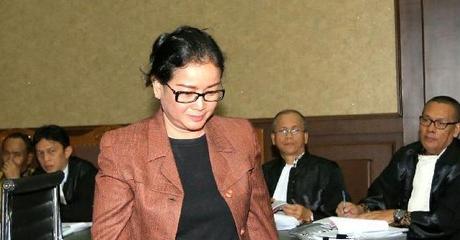 Waduh, Miryam Sebut Oknum Penyidik dan Direktur KPK Minta Duit Rp 2 M?