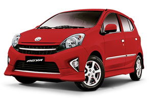 Toyota - Agya 2016 (MT)