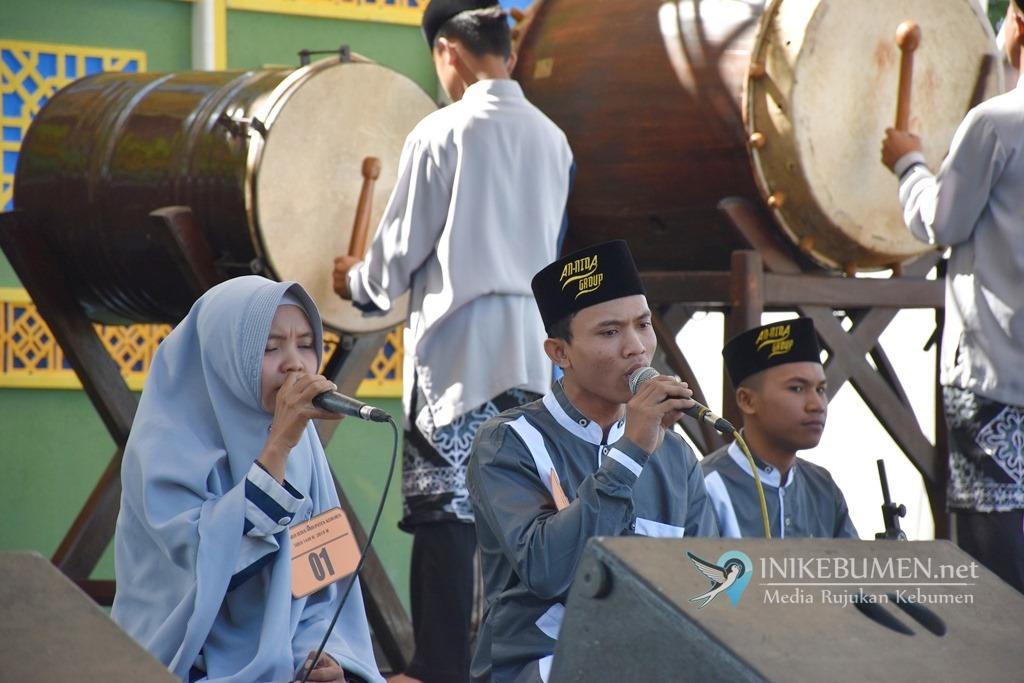 Lomba Tabuh Bedug Idul Adha, Dua Kecamatan Absen dan Satu Kecamatan Mengundurkan Diri