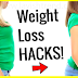 10 WEIGHT LOSS Life Hacks to LOSE WEIGHT FAST and EASY! (Tips That Actually Work)