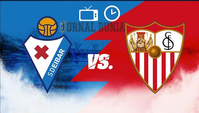 Prediksi Eibar vs Sevilla  , Sabtu 30 Januari 2021 Pukul 20.00 WIB @ beIN Sports