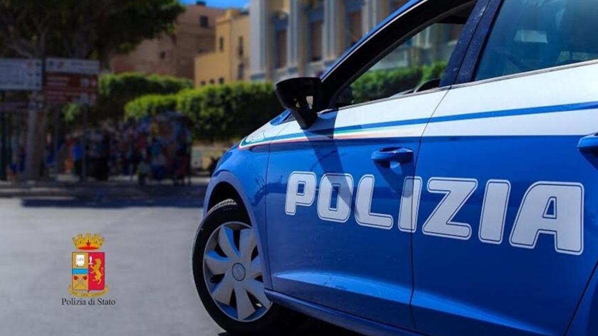 Polizia San Cristoforo evasione domiciliari