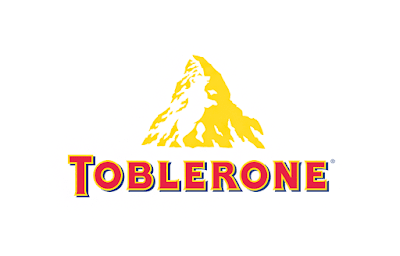 Toblerone Logo - Baskin Robins Logo - 20 Famous Logos with Hidden meanings that you probably never noticed