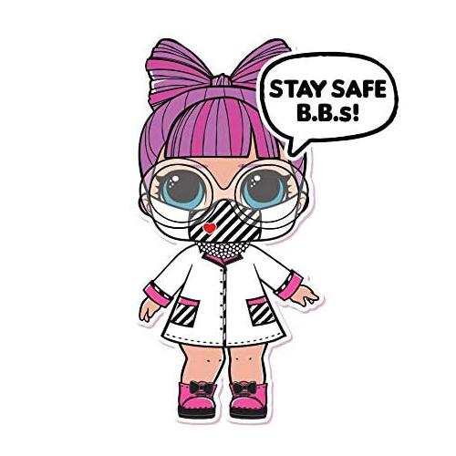 Stay Safe B.B.s L.O.L. Surprise