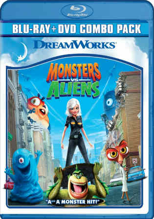 MONSTERS Vs ALIENS 2017 HD DUAL AUDIO HINDI DUBBED 100MB
