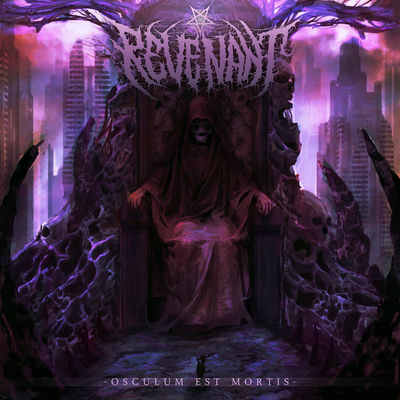 Revenant - Osculum Est Mortis (EP) - Album Download, Itunes Cover, Official Cover, Album CD Cover