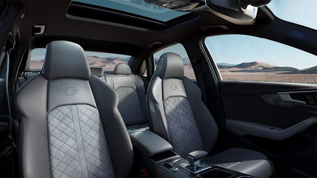 Novo Audi A4 2020 com facelift e novidades chega aos EUA