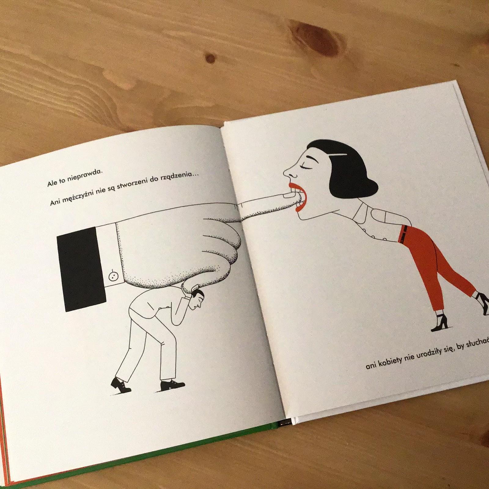 """""""Kobiety i mężczyźni"""" Equipo Plantel, Tako, Seria Książki jutra o ważnych i trudnych sprawach dla najmłodszych"""