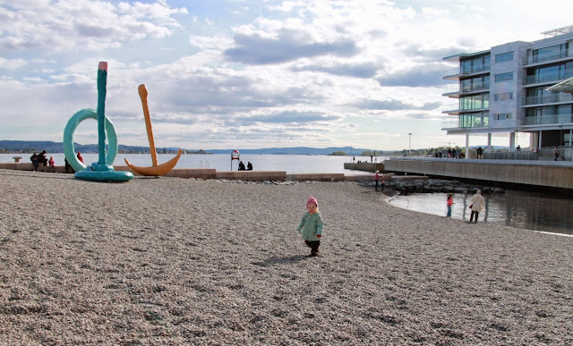 rannalla, Aker Brygge, Oslo