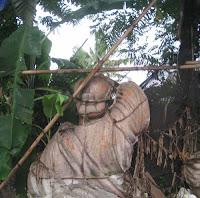 cetakan pembuatan patung liberty fiber
