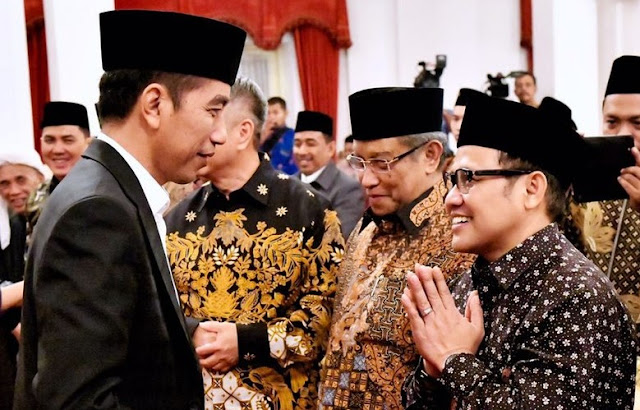 Cak Imin Ancam Jokowi, Ini Kata PDIP