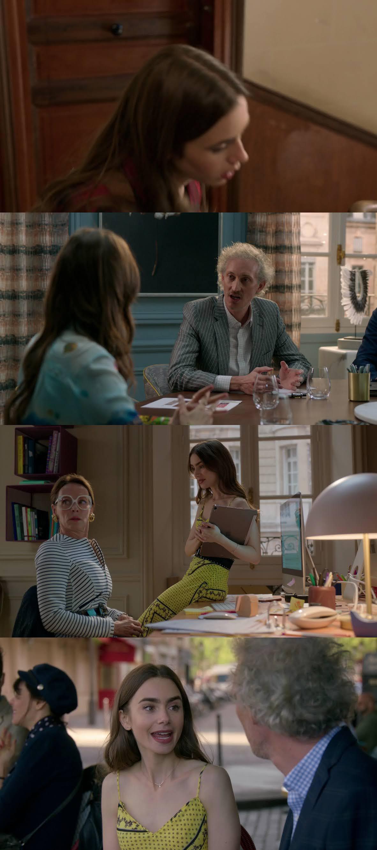 Emily en París Temporada 1 HD 720p Latino
