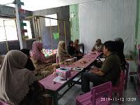 Realisasi Taman Posyandu Di TK Pertiwi Sumbergedong