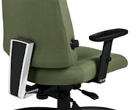 Indulge Office Chair Back