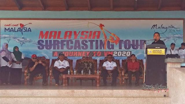 Cabaran Tourism Malaysia Surfcasting Tour…A Journey To VM2020 Tawar RM1,449,500.00