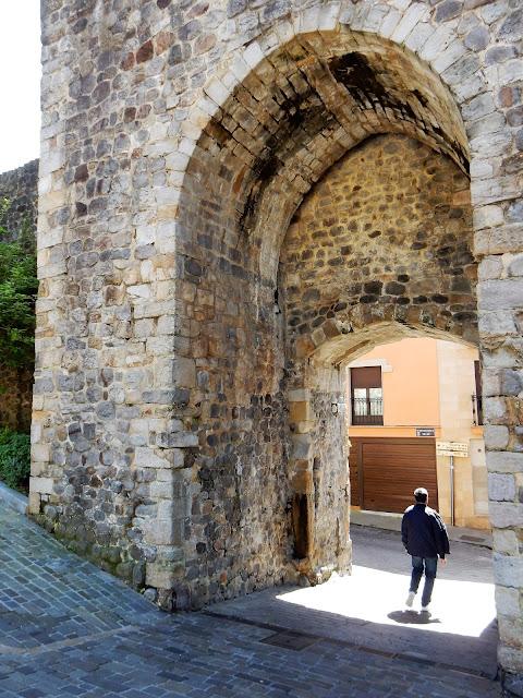 Arco de San Juan, Bermeo, Urdaibai, País Vasco, Elisa N, Blog de Viajes, Lifestyle, Travel, Goyenechea, Argentina