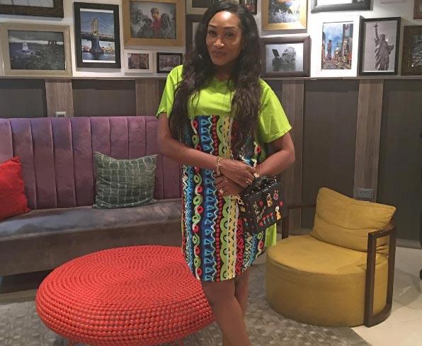 Fans reject Oge Okoye's invitation for breakfast