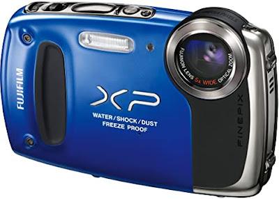 Fujifilm XP50 FinePix Camera Firmware Latest Driverをダウンロード