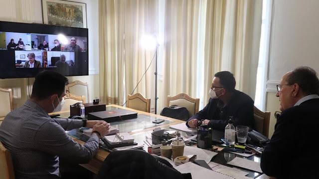 Συνεργασία της Περιφέρειας Πελοποννήσου με το ΙΙΒΕΑΑ για τον έλεγχο των μεταλλάξεων