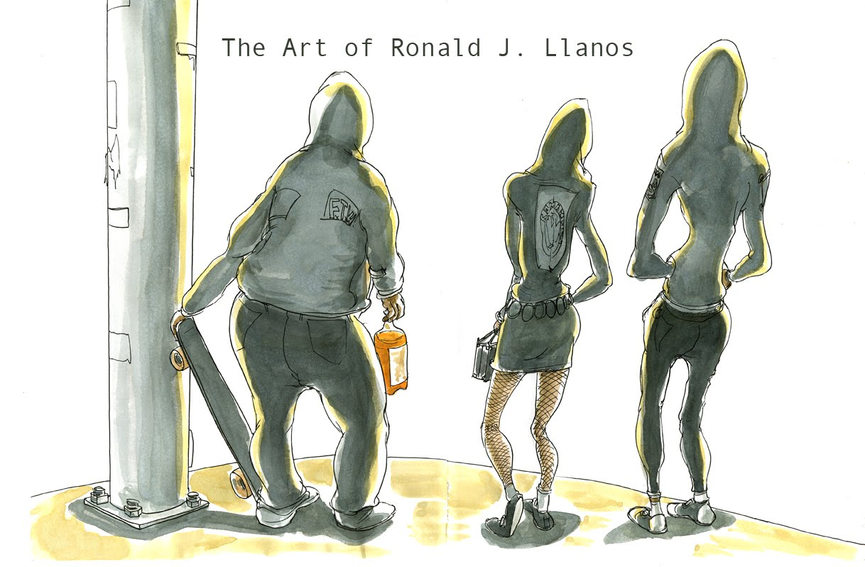 The Art of Ronald J Llanos