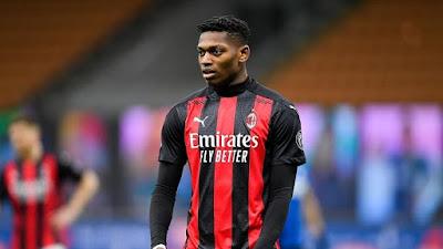 Ini Alasan Penyerang Portugal Rafael Leao Pilih AC Milan Ketimbang Inter Milan
