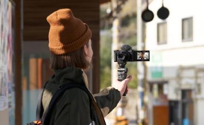Sony ZV-1 Steady Shot