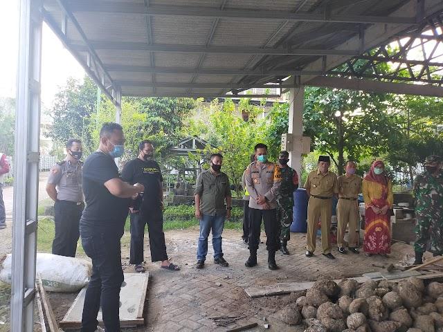 Kesiapan Kampung Tungguh Semeru 2020 di Pomosda Dalam Mengatasi dan Melawan Covid 19