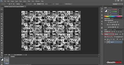 tutorial foto mozaik