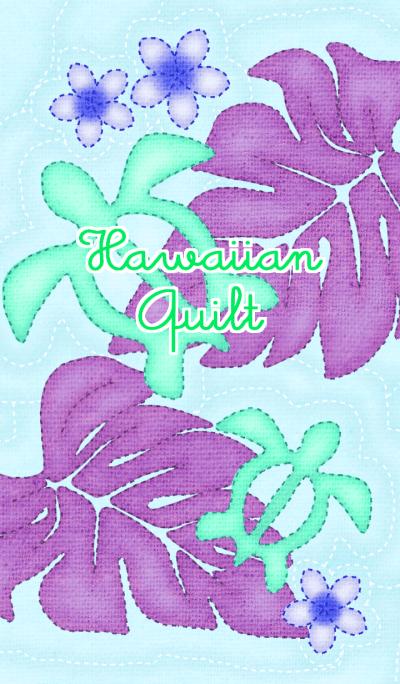 Hawaiian Quilt 2