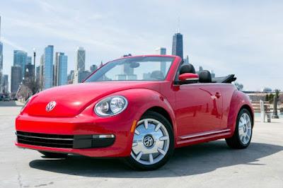 Volkswagen Beetle Convertible Cars