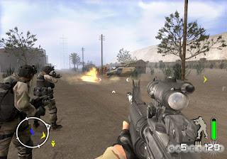 Delta Force-Hawk Down:Team Sabre (PS2) 2006